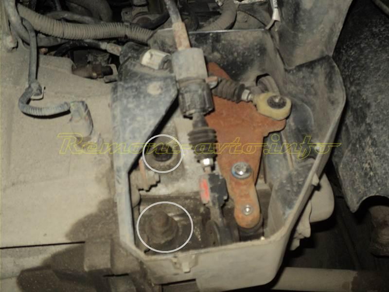 Замена промежуточного подшипника правого привода Форд Фокус 2 (Ford Focus 2) своими руками.