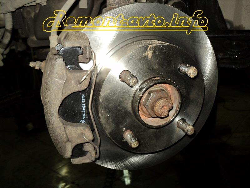 Замена тормозного цилиндра lancer Замена шаровой опоры passat b6