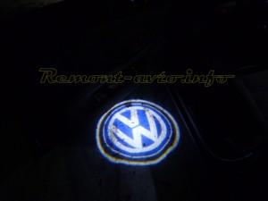 Установка лазерной проекции в двери автомобиля (фотоотчет) Remont-avto.info