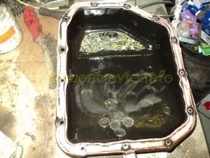 Самостоятельная замена масла в автоматической коробке передач на автомобиле (Хендай Матрикс)_5