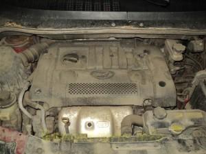 Двигатель Hyundai Matrix (Хендай Матрикс).