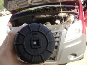 Самостоятельная замена масла на автомобиле Газель Некст с двигателем Cummins