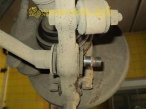 замена сайлентблоков передних рычагов автомобиля ваз 2111