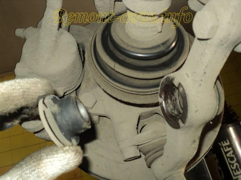 Замена ромашек на ваз 2109