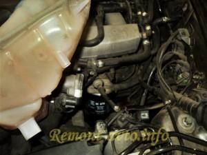 Самостоятельная замена масла на автомобиле Фольксваген Пассат Б5