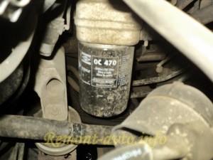Самостоятельная замена масла на автомобиле Фольксваген Пассат Б5 (Volkswagen Passat b 5) с двигателем 1.8 турбо.