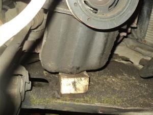 Самостоятельная замена ремня ГРМ на автомобиле Daewoo Kalos с двигателем 1.2 литра