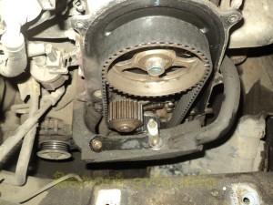 Самостоятельная замена ремня ГРМ на автомобиле Шевроле Авео с двигателем 1.2 литра своими руками