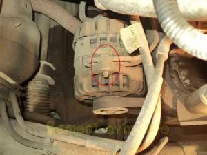 Самостоятельная замена ремня ГРМ на автомобиле Chevrolet Aveo с двигателем 1.2 литра