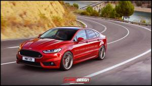 Ford Mondeo 2015 Hatchback ST фото