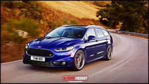 фото Ford Mondeo 2015 Turnier ST