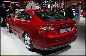 Форд Мондео (Ford Mondeo 5) 2015