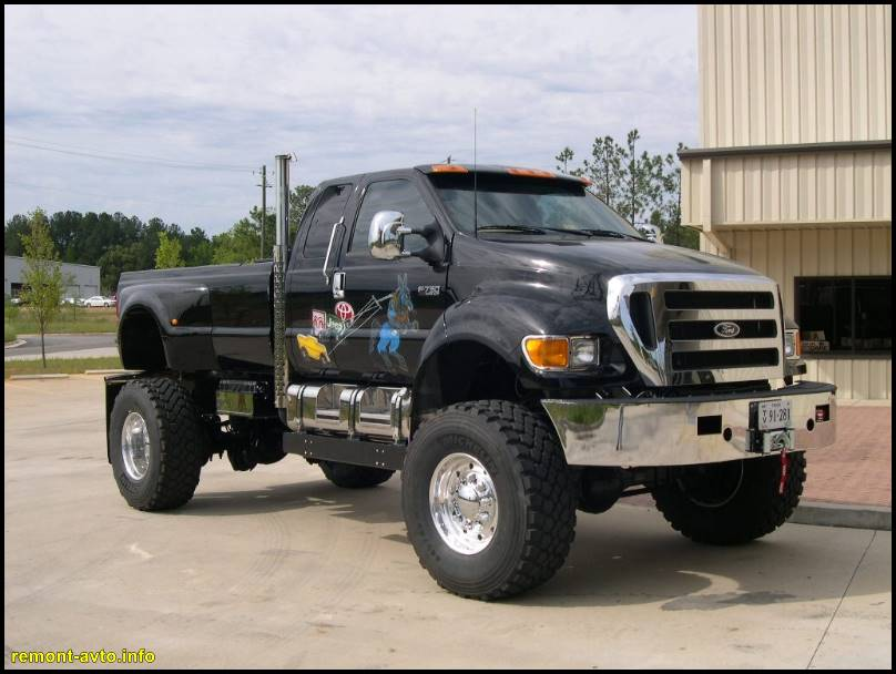 (Ford f650 / 2014-2015)