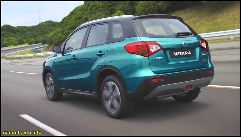 Suzuki Grand Vitara 2015 фото