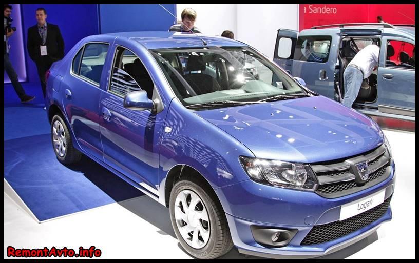 2013 Dacia Logan live angle