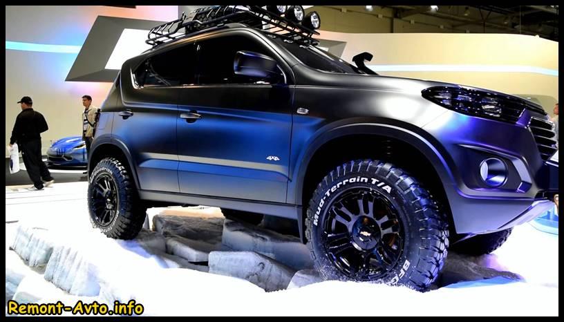 Обзор Chevrolet Niva / Шевроле Нива 2015-2016 года