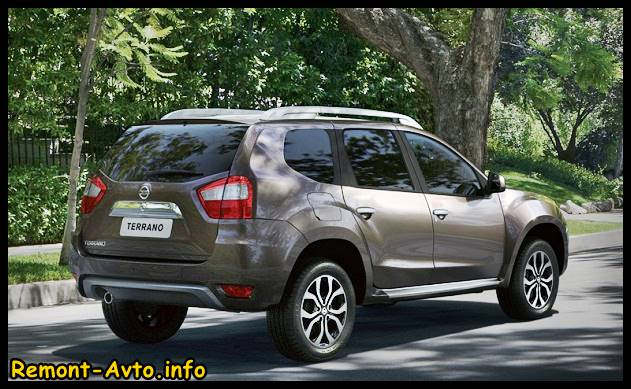 2015-Nissan-Terrano-rear-view-1