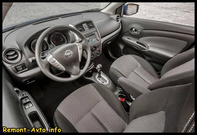 Ниссан Террано в новом кузове 2015 года, фото салона авто