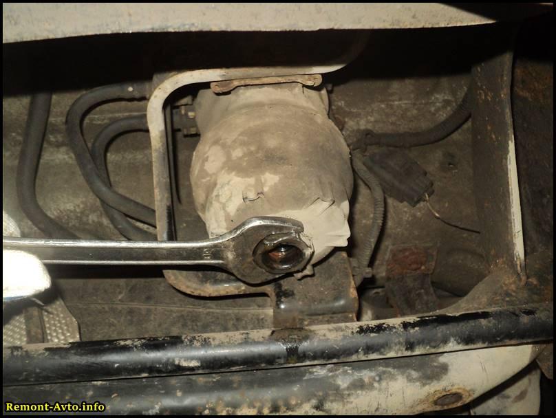 Замена топливного фильтра форд мондео 4 дизель