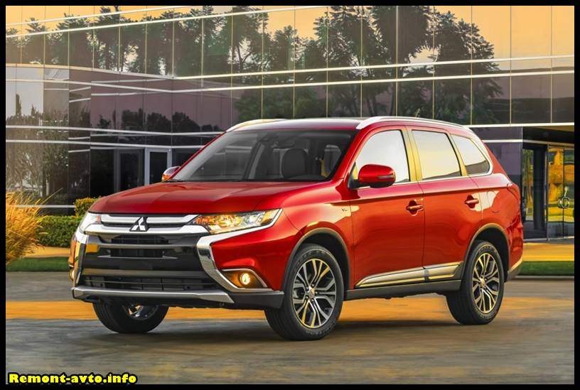 Mitsubishi Outlander 2015 photo