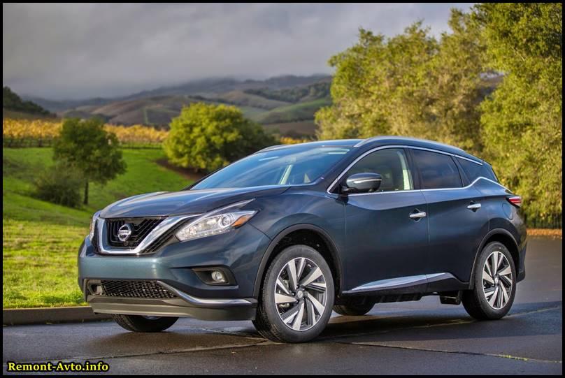 Nissan Murano ІІІ