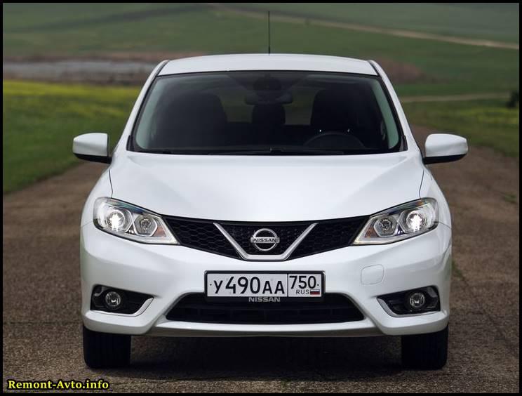 Nissan Tiida II - 2015 - foto