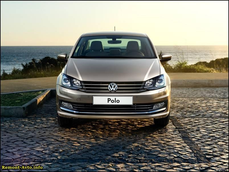 Volkswagen Polo 5 - 2015 - foto