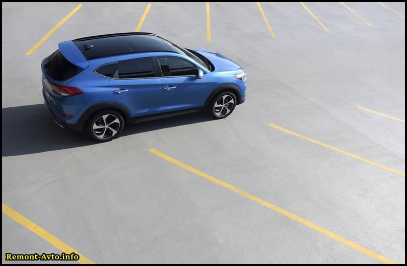 Hyundai Tucson - 2015-2016 фото