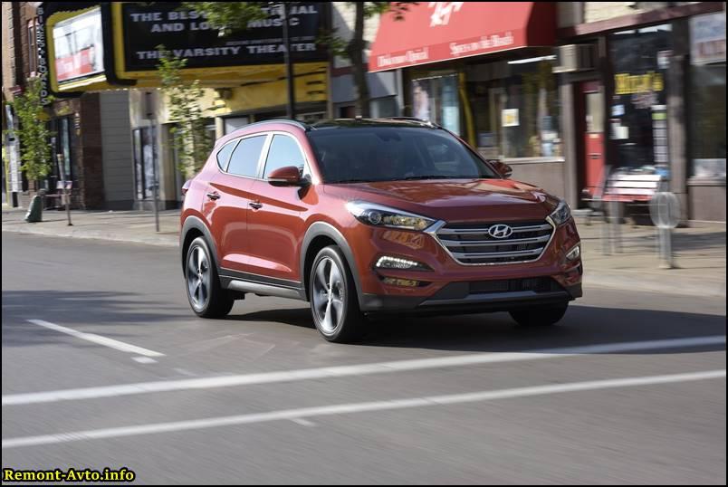 Hyundai Tucson 2015-2016 foto