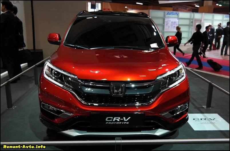 Комплектации и цены Хонда СРВ (2015-2016) года