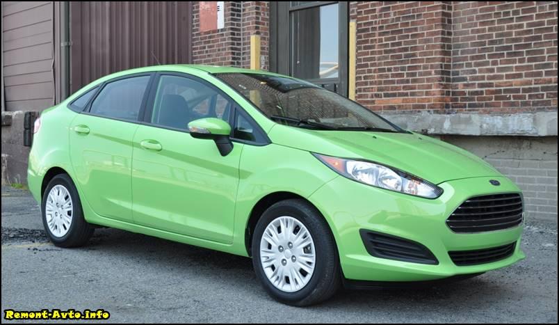 Ford Fiesta 6-foto