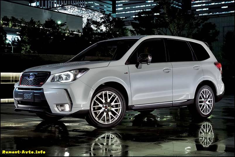 Subaru Forester 5 поколения