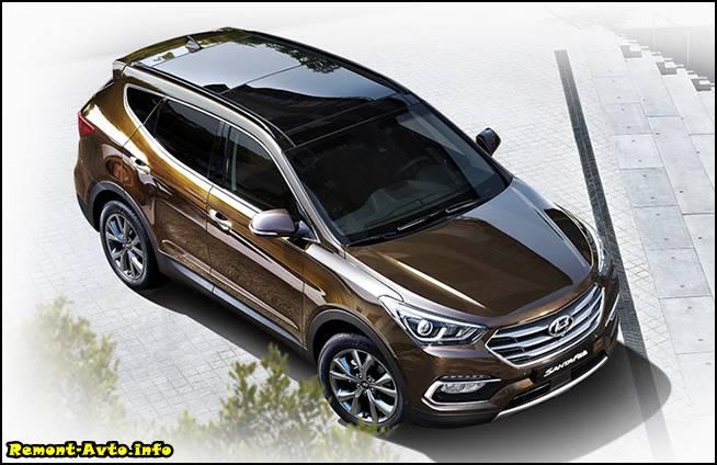 фото нового Hyundai Santa Fe 3