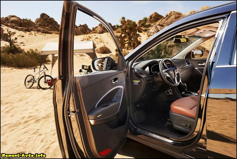 фото нового Hyundai Santa Fe 3 поколения