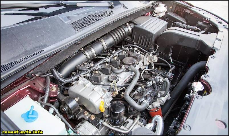 Лифан Х80 (2015-2016) в новом кузове фото мотора