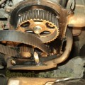 Самостоятельная замена ремня ГРМ на автомобиле Chevrolet Aveo с двигателем 1.2 литра своими руками