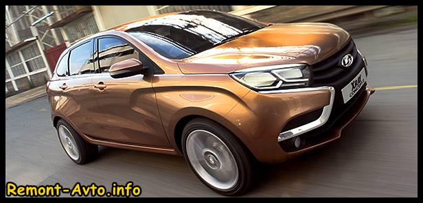 Обзор нового автомобиля Лада Х-Рей, фото, цены, характеристики.